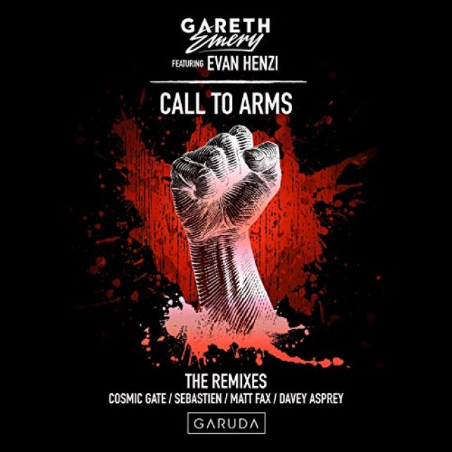 Gareth Emery Feat. Evan Henzi - Call To Arms (Cosmic Gate Remix)