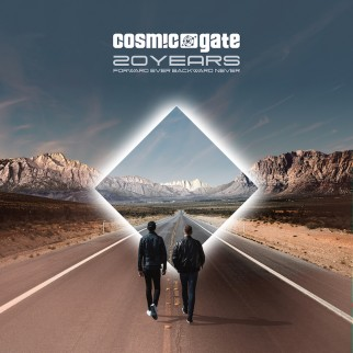 Cosmic Gate – 20 Years – [Forward Ever Backward Never]