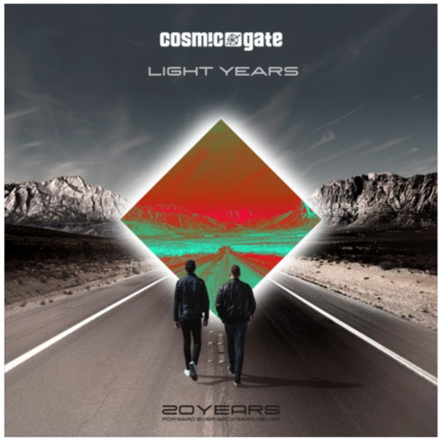 Cosmic Gate - Light Years