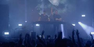 Cosmic Gate – 20 Years Tour, Bootshaus, Cologne (after movie)