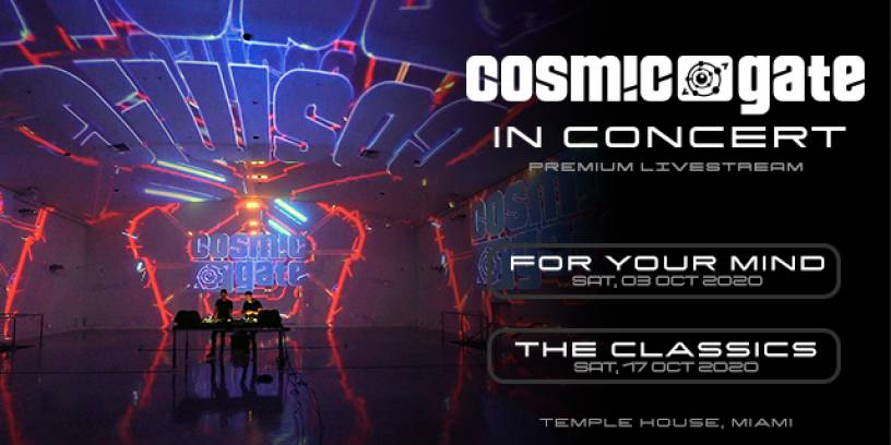 Cosmic Gate In Concert